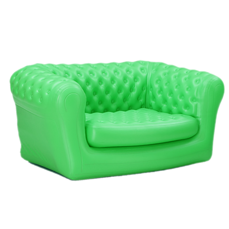Inflatable outdoor sofa