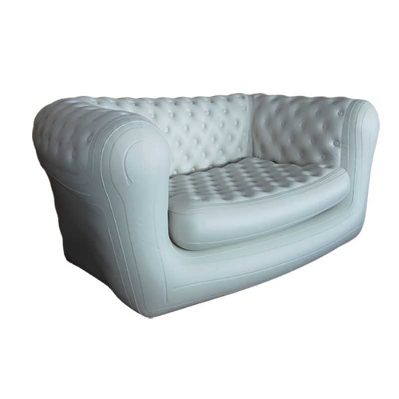 Inflatable event sofa